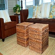 Coffee Table With Baskets Underneath Ikea Coffee Table With Storage Baskets Thesecretconsul Com