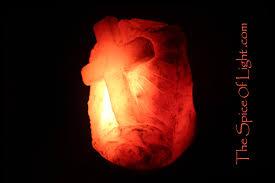 sunrays cross medium himalayan salt lamp sculpture u2013 the spice