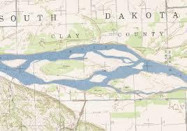 map of missouri river maps missouri national recreational river u s national park