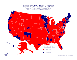 1980 Presidential Election Map by Polidata Election Maps For Sale Initial Us House Race Ratings