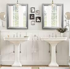 Brushed Nickel Bathroom Mirror by Furniture Superb Brushed Nickel Vanity Light Fixtures With Glass
