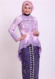 model baju 21 model kebaya muslim modern pesta terbaru 2017 2018