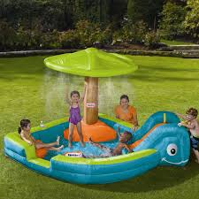 outdoors different types of swimming pool for kids and pools
