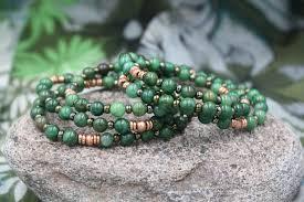 antique beaded bracelet images Women 39 s beaded bracelet african jade beads antique african jpg
