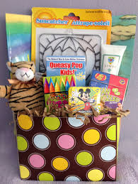 cancer gift baskets children s small chemo basket