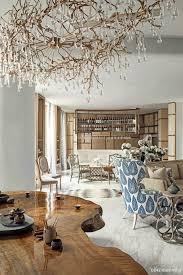 unusual chandelier eclectic elegance decor pinterest