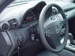 2003 mercedes c230 kompressor coupe 2003 mercedes c class cockpit interior photo automotive com