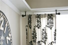 Curtain Brackets Home Depot Curtain Hangers Curtain Bracket Home Depot Renaniatrust