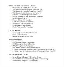 Hairdresser Resume Examples by Resume Example Hairdresser Hair Hair Stylist Resume Samples Resume