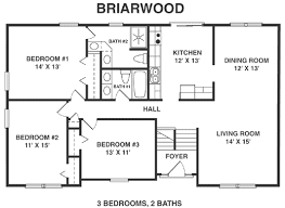 Ranch Floor Plans With Basement by Raised Ranch Floor Plans Raised Ranch Remodel Plans The Garden