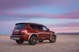 2017 nissan armada platinum 2017 nissan armada reviews and rating motor trend
