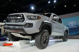 toyota tacomas six things you didn t about the 2017 toyota tacoma trd pro