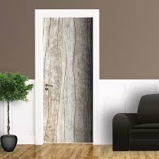 adesivi porta legno grezzo adesivo per porta santorografica shop