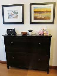 ikea shoe cabinet hack ikea hemnes shoe cabinet hemnes entry hallway and floating cabinets