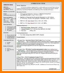 8 one page resume format mla cover page
