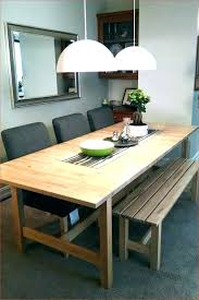 narrow dining table ikea long thin dining table helikopter me