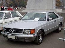 1986 mercedes 560 sec mercedes w126