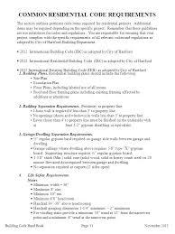 Irc Handrail Requirements Building Handbook 2012 Irc City Of Hartford Building Department