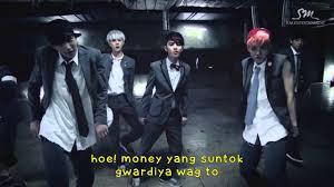 exo growl lyrics exo growl chinese vers tagalog misheard lyrics youtube