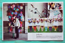 Diy Wedding Album Mollie Makes Diy Wedding Lookbook U2013 A Beautiful Mess
