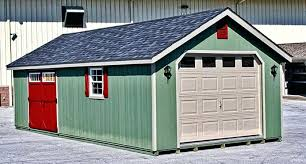 How To Build A One Car Garage Build One And A Half Car Detached Garage Google Searchone Door