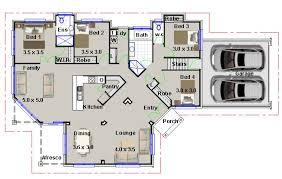split level homes plans 4 bedroom sloping land split level house design
