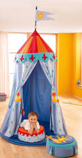 lovely hanging swing chair for kids bedroom with beautifu l tent