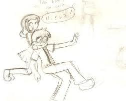 cousin hug by hopelessromantic721 on deviantart