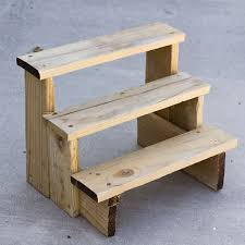 Building Outdoor Furniture What Wood To Use by Plant Riser Step 4 Garden Pinterest Plants Gardens And Pallets
