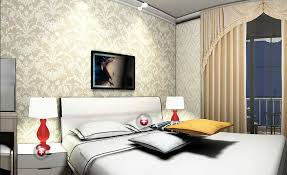 3d Wall Designs Bedroom Homey Home Wallpaper Designs Design For Bedroom 3d House
