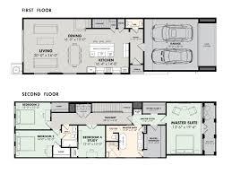 The Burrow Floor Plan 1517 Alexander Houston Tx 77008 Greenwood King Properties
