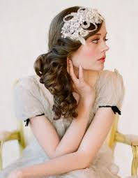 long flapper hairstyles flapper hairstyles for long