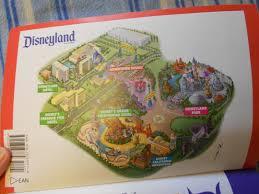 Disney California Adventure Map Touring Guides Birnbaum Guides Disneyland 2011 Walt U0027s Writers