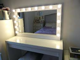 Table Vanity Mirror With Lights Vanities Find This Pin And More On Vanity Table Ideas