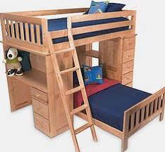 Rooms To Go Kids Loft Bed by Shop For A Creekside Taffy Twin Full Step Bunk Bed W Desk And