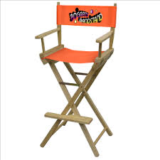 Folding Directors Chair History Of Directors Chairs Trade Shows Showfire Displays