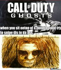 Call Of Duty Ghosts Meme - call of duty ghosts by roroz meme center