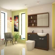 Contemporary Bathroom Vanity Units by Bathroom Sink Vanity Cabinets And Wall Hung Vanity Units At