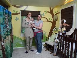 Jungle Curtains For Nursery H A S Jungle Nursery Of Julie Meridian