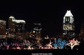 Trail Of Lights Austin Texas Trail Of Lights Zilker Park Austin Texas Al Braden Photography