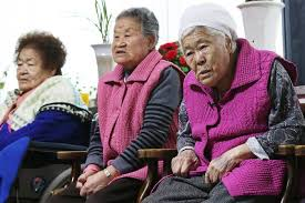 Japanese Comfort Women Stories Japan And South Korea Settle Dispute Over Wartime U0027comfort Women