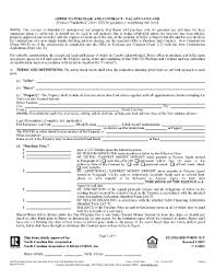 purchase vacant fill online printable fillable blank pdffiller