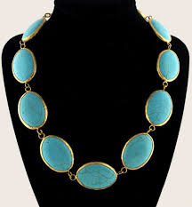 turquoise necklace images Afghan turquoise necklace arabella concepts jpg