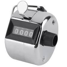 door clickers counters u0026 hand held tally counter 4 digit