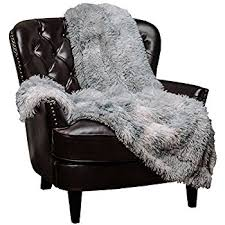 black friday best deals 2017 throws king amazon com chanasya super soft fuzzy fur faux fur cozy warm