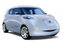 nissan sports car blue nissan planning electric crossover and sports car to join leaf in