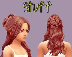 sims 4 maxis match cc hair 3162 best honestly at this point it s just all sims 4 images on