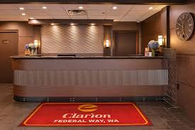 clarion hotel federal way seattle 2017 room prices deals