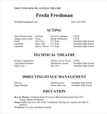 model resume examples sample resume for operations manager