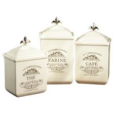 kitchen canister set ceramic kitchen canisters jars you ll wayfair